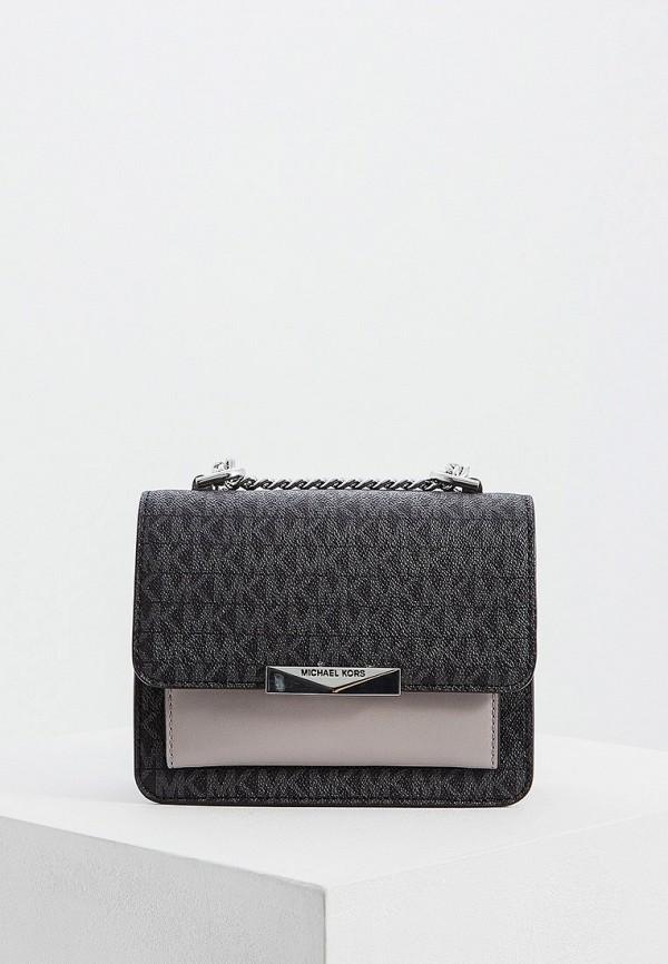 Купить женскую сумку Michael Michael Kors черного цвета