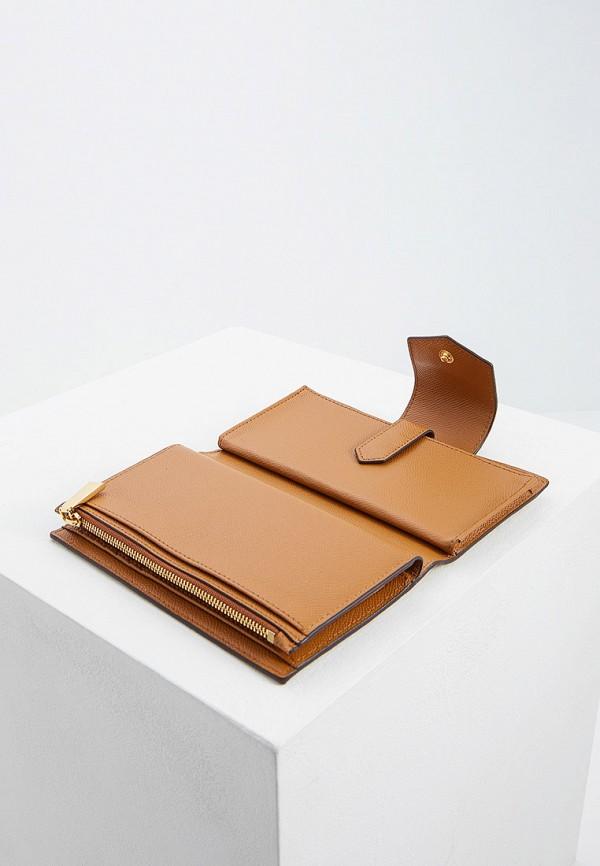 Фото 6 - женский кошелек или портмоне Michael Michael Kors бежевого цвета