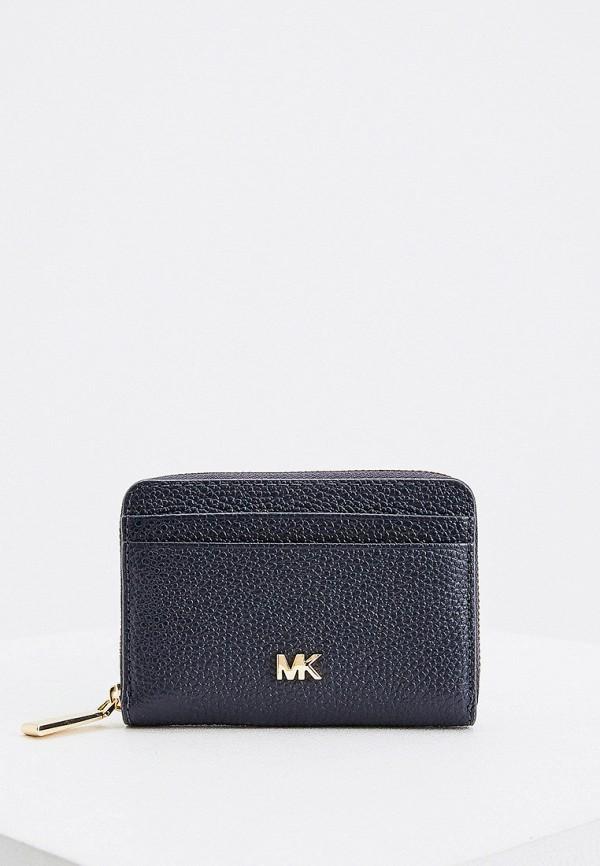 женский кошелёк michael kors, синий