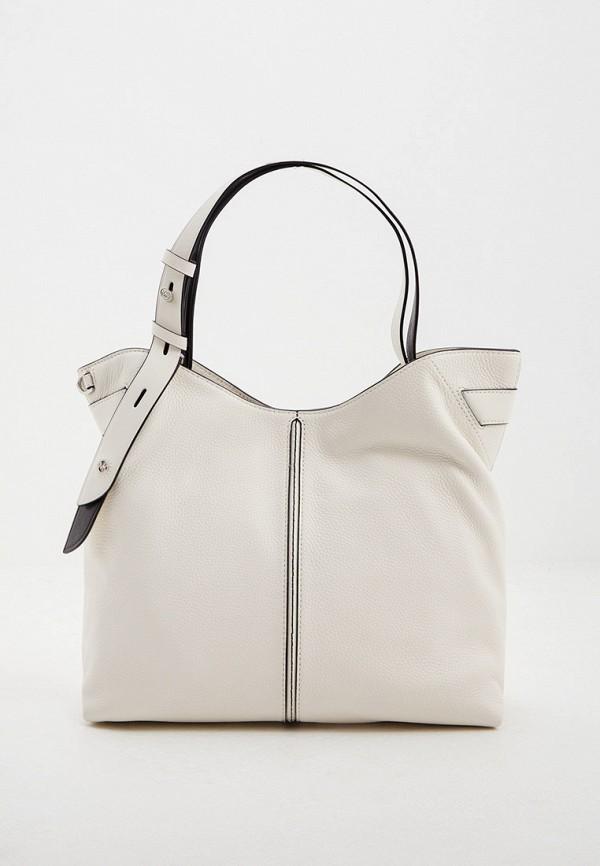 женская сумка michael kors, белая
