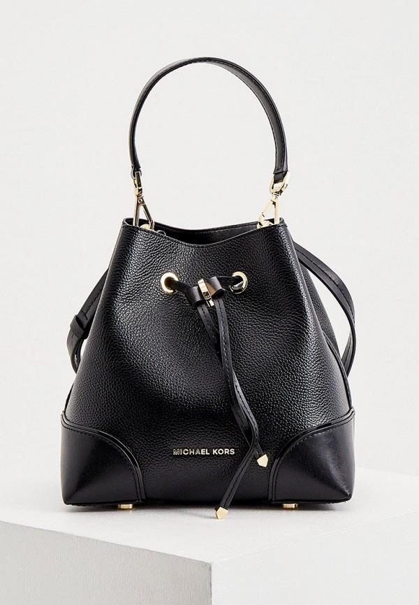 женская сумка michael kors, черная