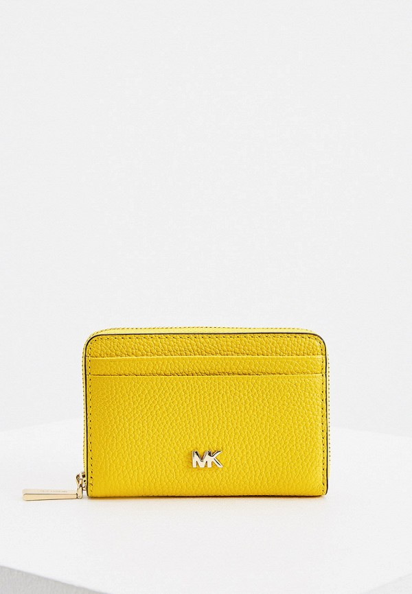 женский кошелёк michael kors, желтый