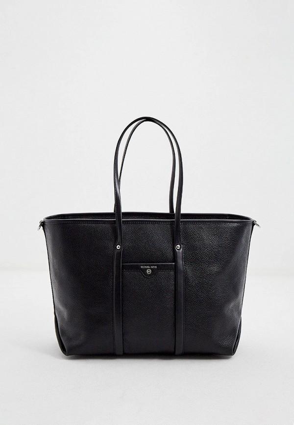женская сумка-шоперы michael kors, черная