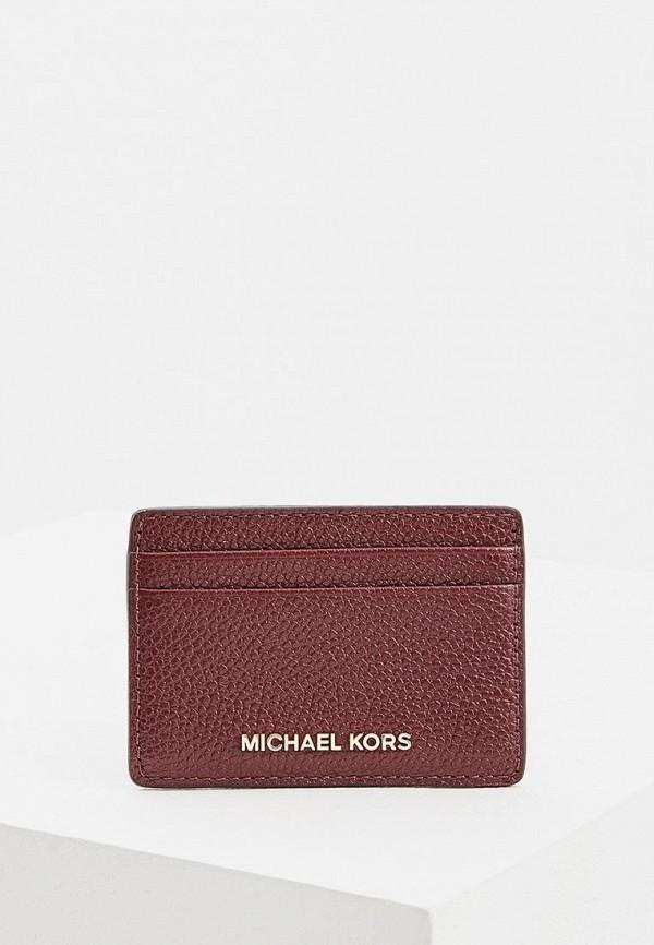Визитница Michael Michael Kors Michael Michael Kors MI048DWDRDN1 визитница michael michael kors 32s4gtvd1l 001 black