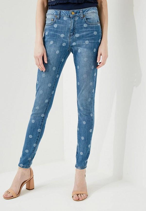 женские джинсы michael kors, голубые