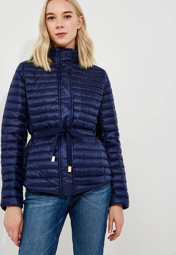 женская куртка michael kors, синяя