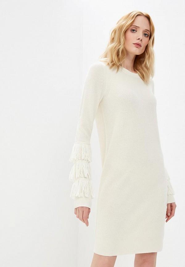 женское платье michael kors, белое