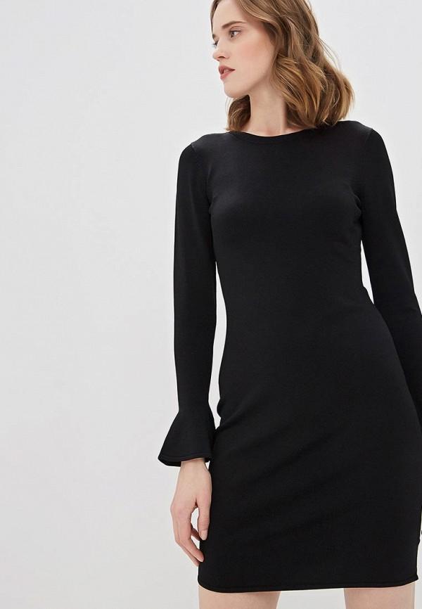 женское платье michael kors, черное