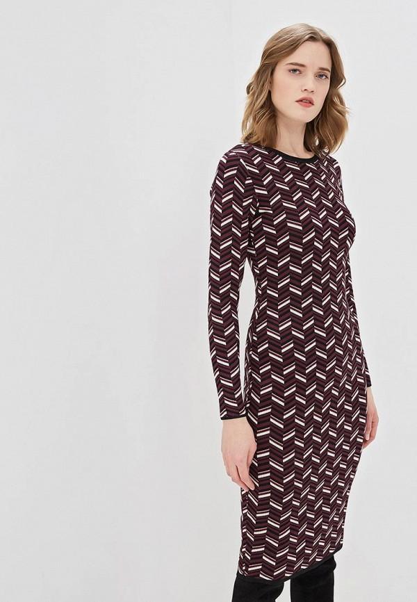 женское платье michael kors, фиолетовое