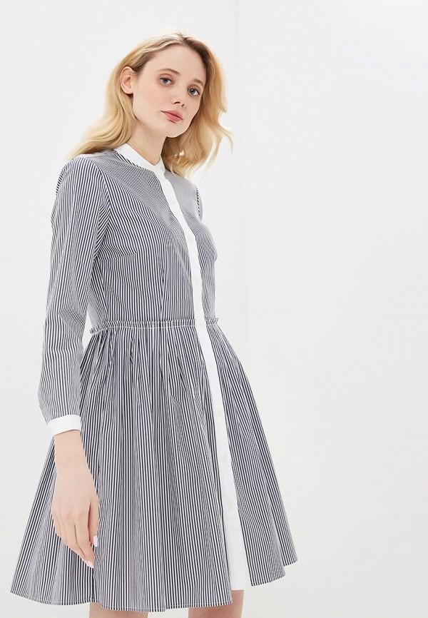 женское платье michael kors, синее