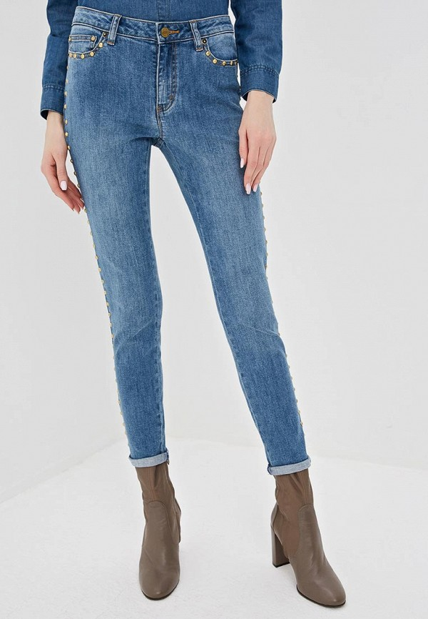 женские джинсы michael kors, синие