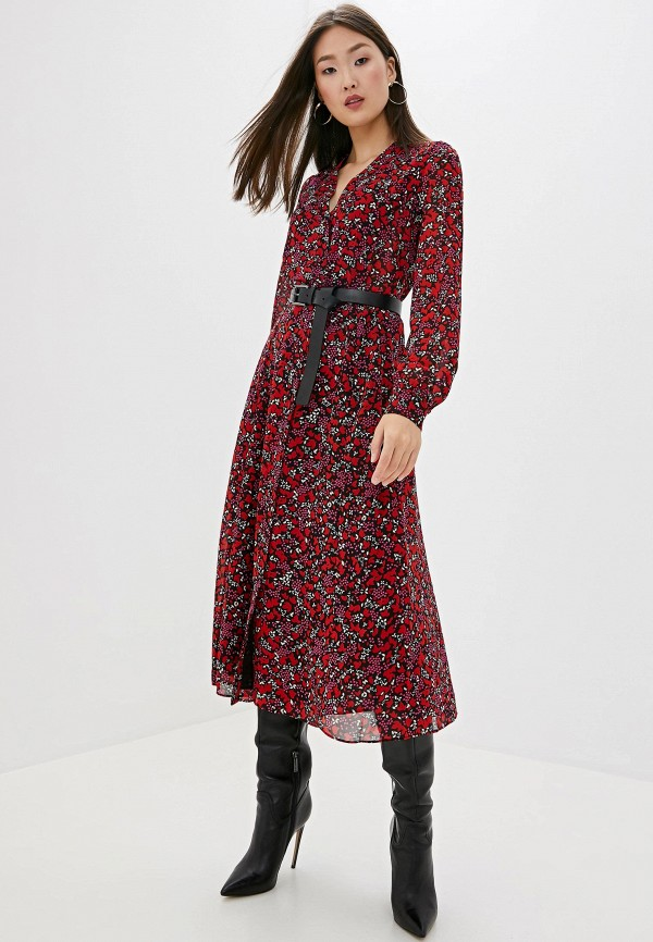 купить Платье Michael Michael Kors Michael Michael Kors MI048EWFREW8 по цене 20100 рублей