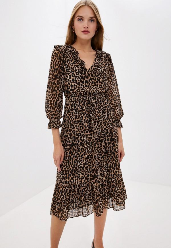 купить Платье Michael Michael Kors Michael Michael Kors MI048EWFREX0 по цене 21500 рублей
