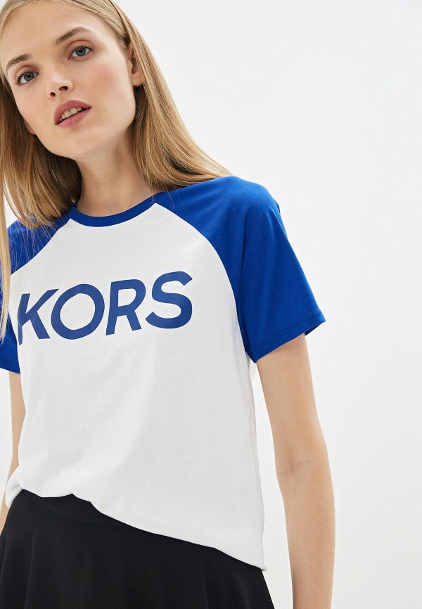 Футболка Michael Michael Kors Michael Michael Kors MI048EWFRFJ7 футболка michael kors michael kors mi186emevdd2