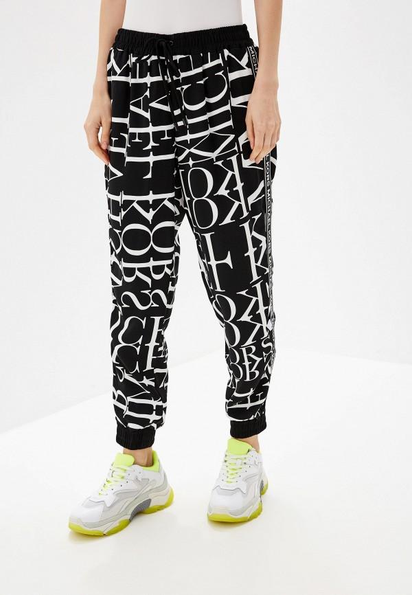 женские брюки michael kors, черные