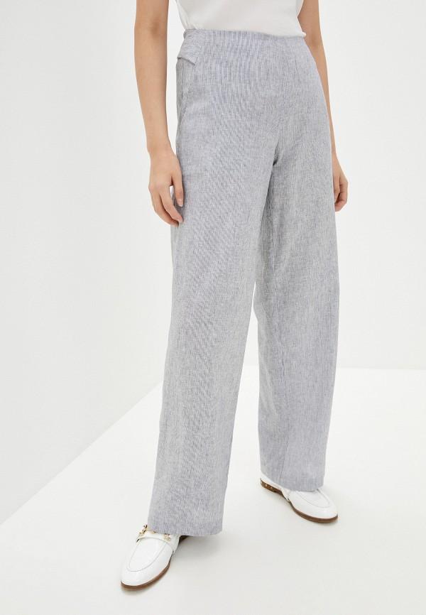 женские повседневные брюки michael kors, синие