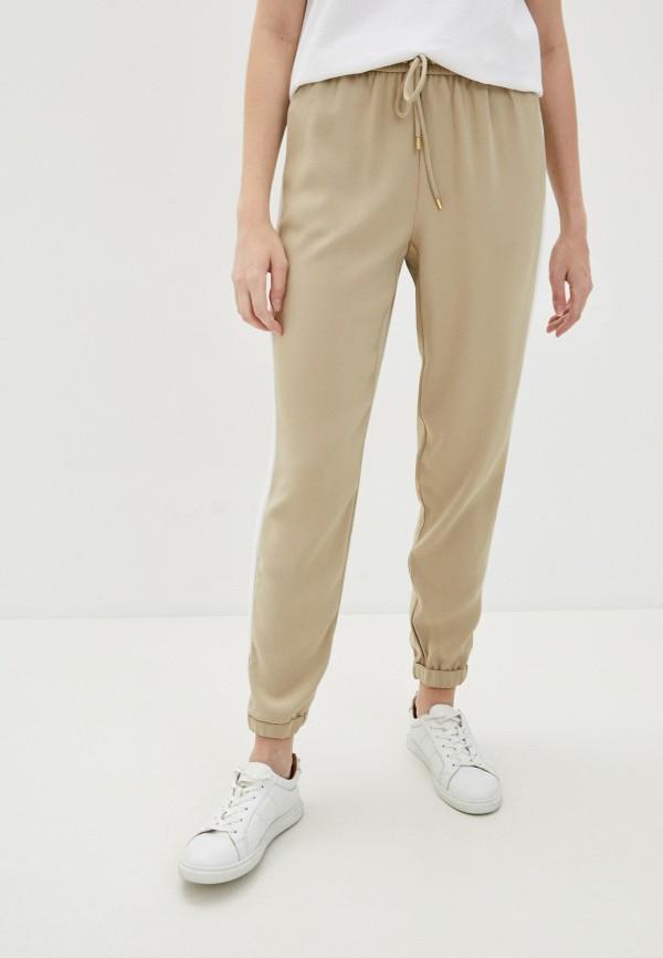 женские брюки michael kors, хаки