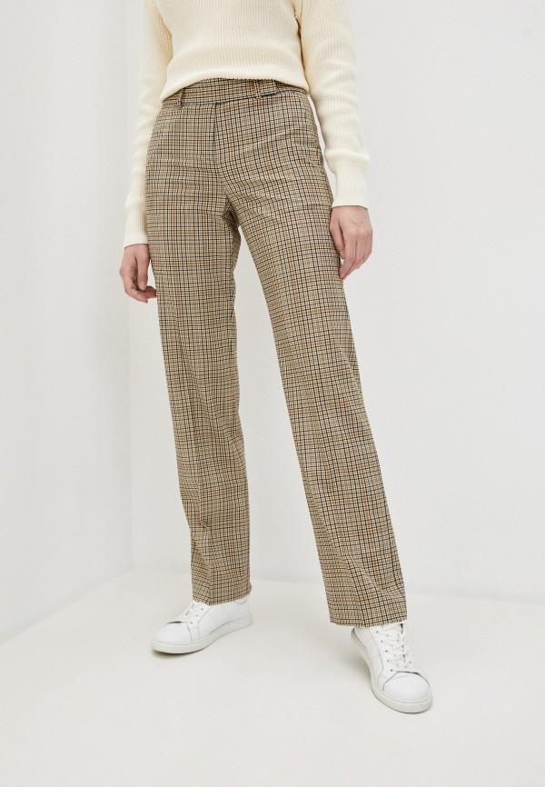 женские повседневные брюки michael kors, бежевые