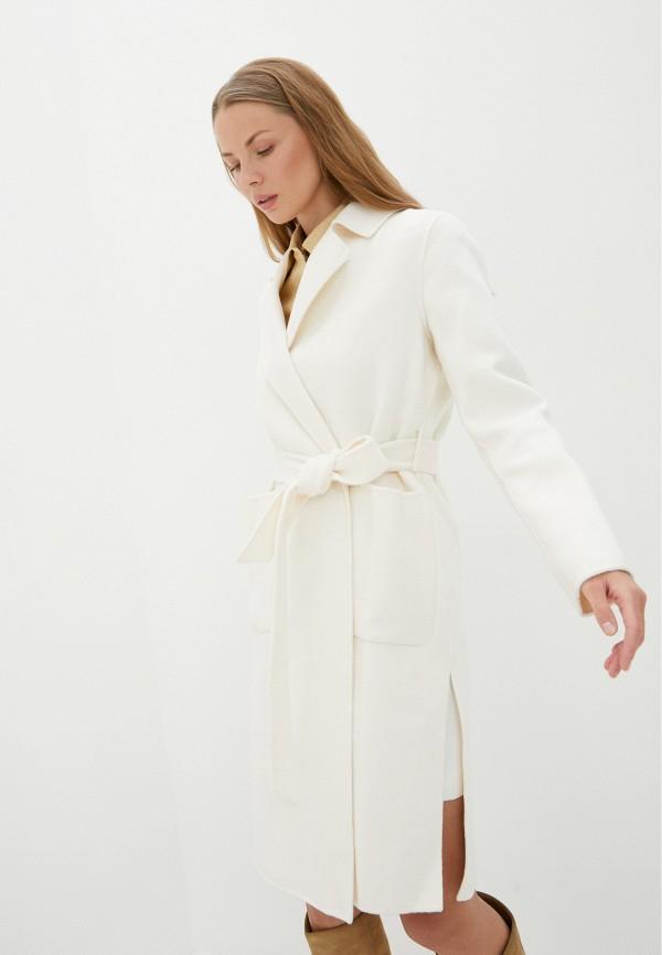 женское пальто michael kors, белое