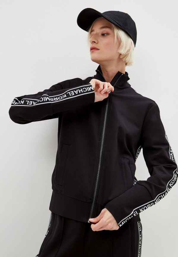 женская олимпийка michael kors, черная