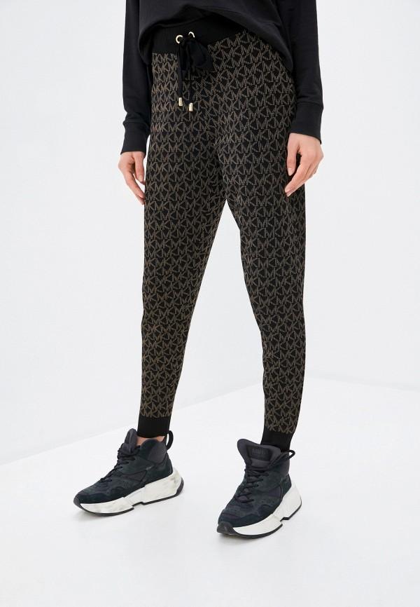 женские повседневные брюки michael kors, черные