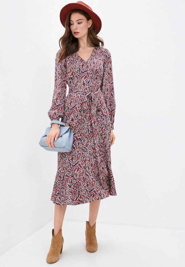 женское платье michael kors, разноцветное