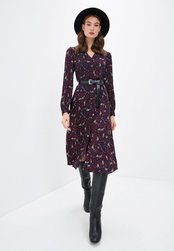 женское повседневные платье michael kors, разноцветное