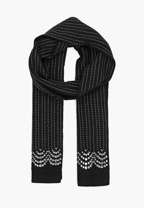женский шарф michael kors, черный