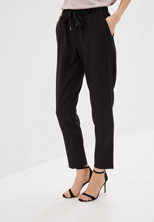 женские брюки miss miss by valentina, черные