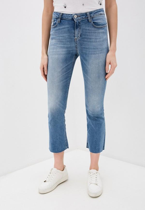 женские прямые джинсы miss miss by valentina, синие