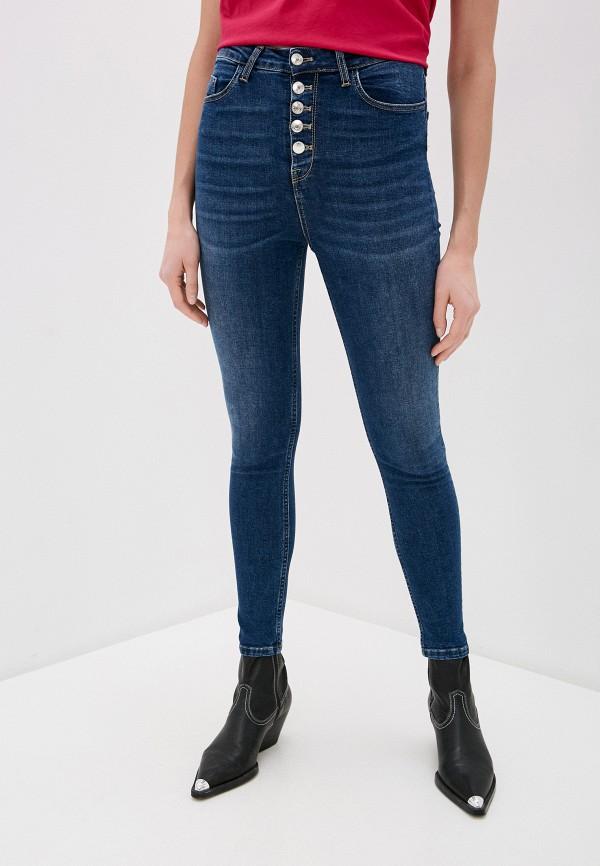 женские джинсы miss miss by valentina, синие