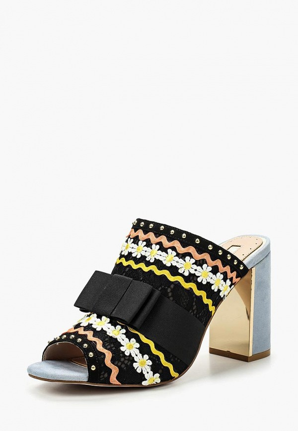 купить Сабо Miss KG by Kurt Geiger Miss KG by Kurt Geiger MI060AWOXH53 дешево