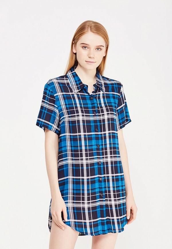 Рубашка домашняя Mia-Mia Mia-Mia MI062EWYYC50 костюмы для дома и отдыха mia mia костюм для дома leona цвет синий xl