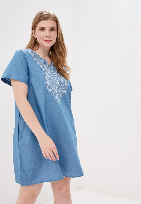 Платье Milanika Milanika MI063EWEBDN9 блузка milanika цвет голубой 91646 размер 44