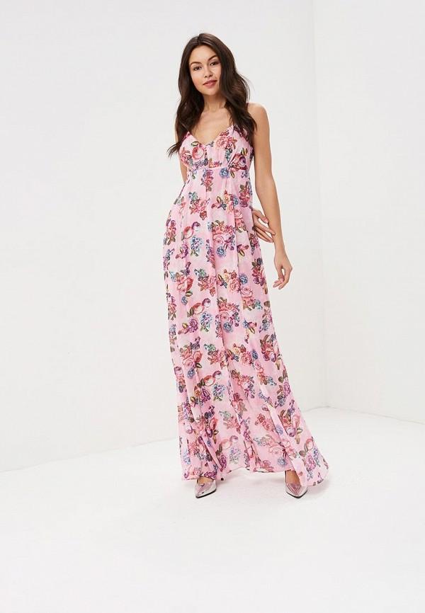 Купить Сарафан MiraSezar, mi068ewbnnl2, розовый, Весна-лето 2018