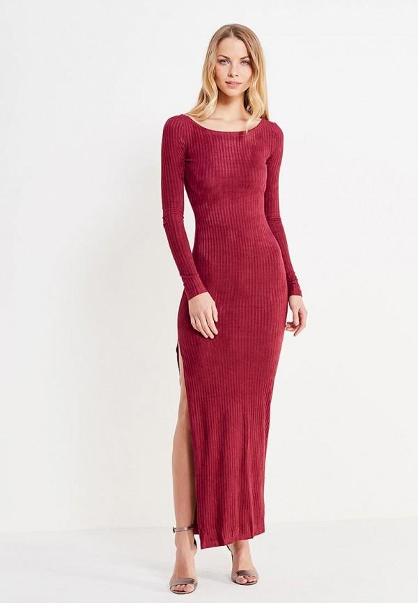 Купить Платье MiraSezar, mi068ewxrk39, бордовый, Осень-зима 2017/2018