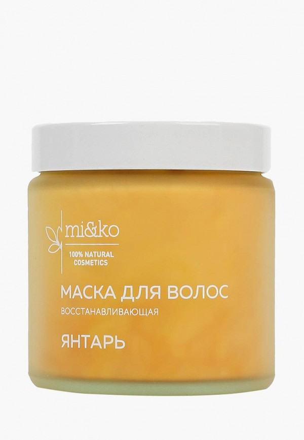 Маска для волос MiKo MiKo MI071LWCLUP1 маска можжевельник от выпадения волос 100 мл miko для волос