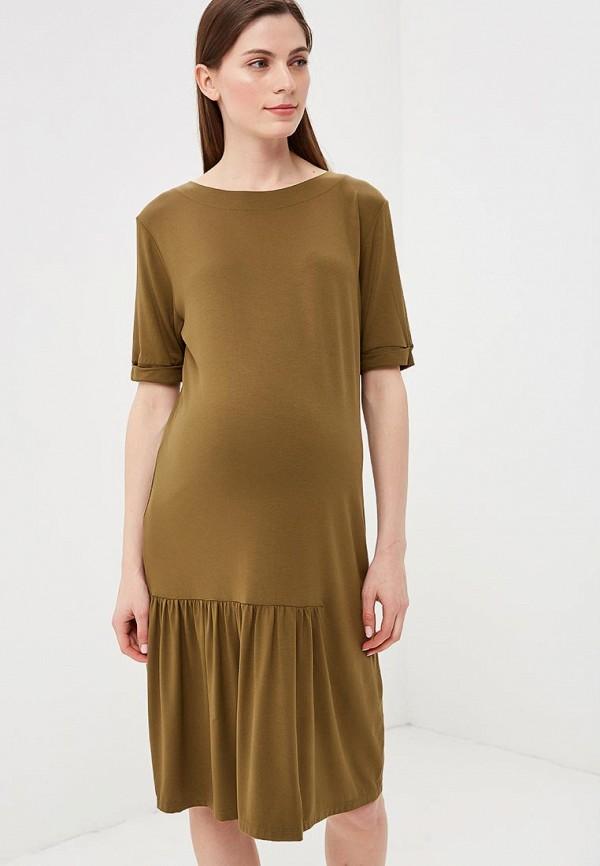 все цены на Платье Mit Mat Mamá Mit Mat Mamá MI073EWBHBU4 онлайн