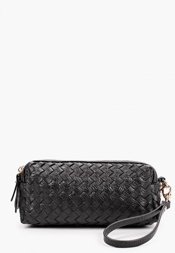 женская сумка через плечо miss gabby, черная