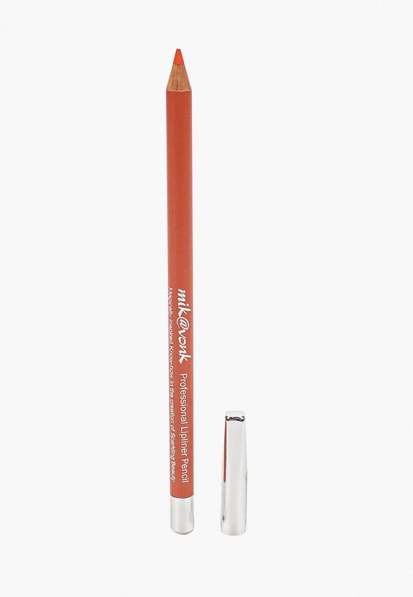 женский карандаш для губ mikatvonk