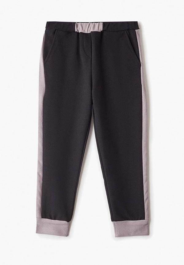 спортивные брюки misha & milo малыши, черные