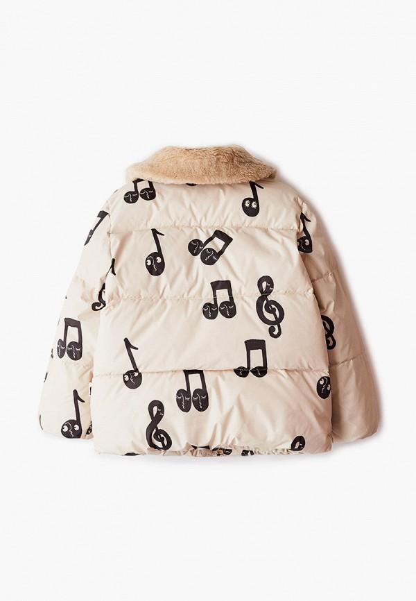 Куртка для девочки утепленная Mini Rodini 20710117 Фото 2