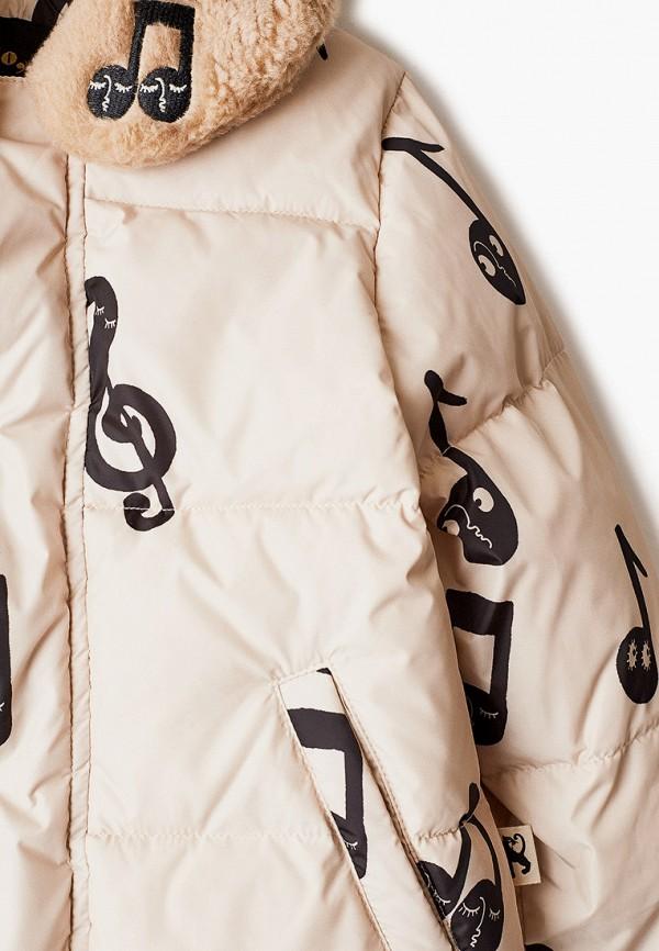 Куртка для девочки утепленная Mini Rodini 20710117 Фото 3