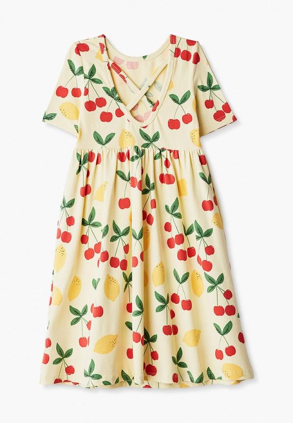 Платья для девочки Mini Rodini 21250121 Фото 2