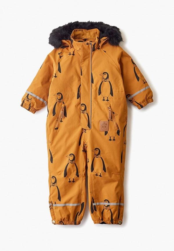 Детский комбинезон утепленный Mini Rodini 19710126