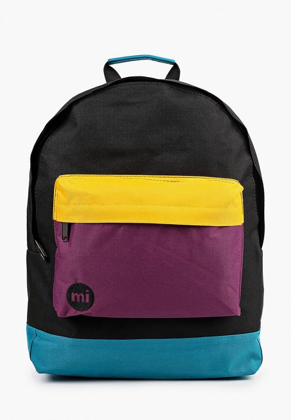 женский рюкзак mi-pac, черный
