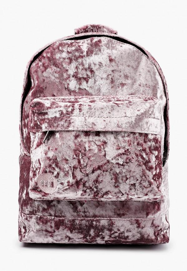 женский рюкзак mi-pac, розовый