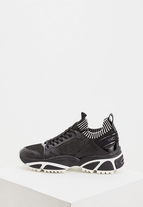 мужские кроссовки michael kors, черные