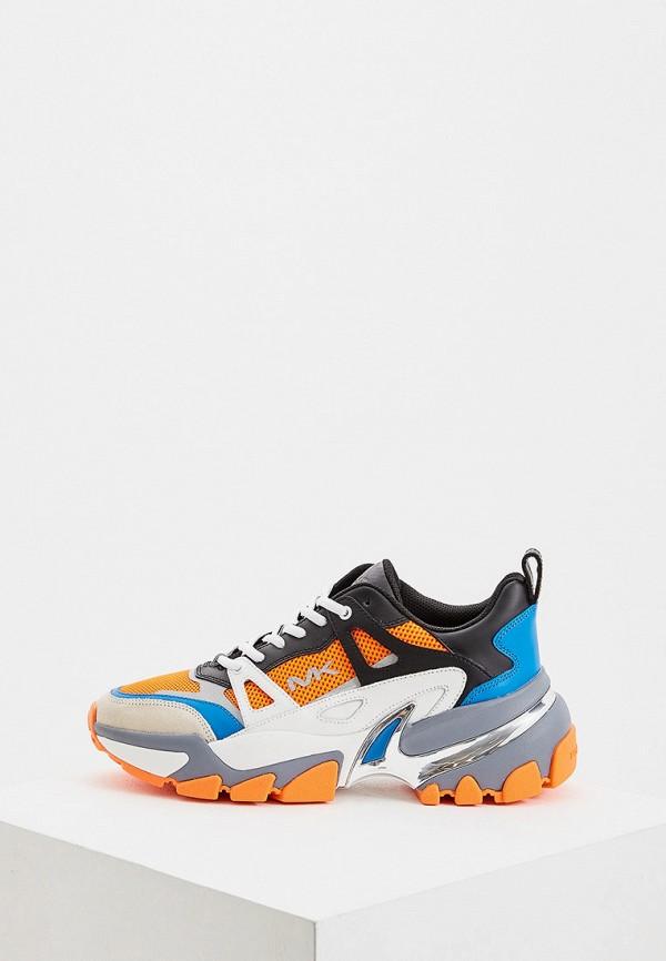 мужские кроссовки michael kors, разноцветные