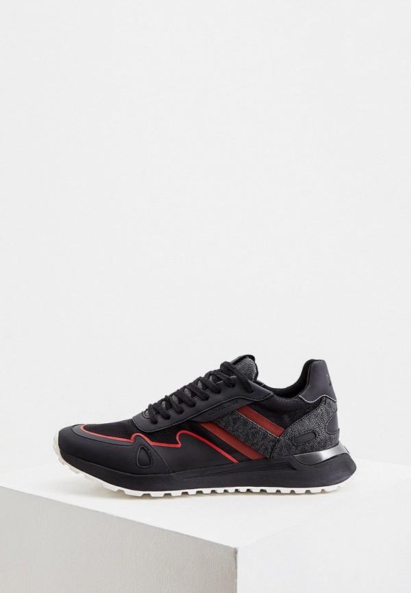 мужские низкие кроссовки michael kors, черные
